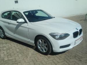 BMW 1 Series 116i 3-door auto - Image 1