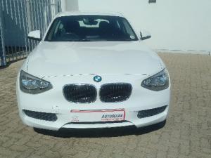 BMW 1 Series 116i 3-door auto - Image 2
