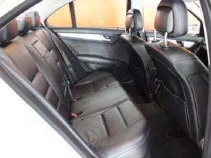 Mercedes-Benz C-Class sedan C200 BlueEfficiency Avantgarde auto - Image 13