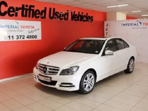 Mercedes-Benz C-Class sedan C200 BlueEfficiency Avantgarde auto - Image 1