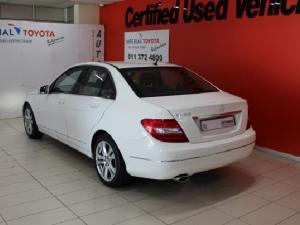 Mercedes-Benz C-Class sedan C200 BlueEfficiency Avantgarde auto - Image 5