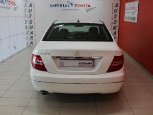 Mercedes-Benz C-Class sedan C200 BlueEfficiency Avantgarde auto - Image 6