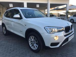 BMW X3 xDrive20i auto - Image 1