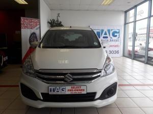 2018 Suzuki Ertiga 1.4 GL automatic
