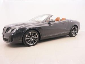 Bentley Continental GT Convertible - Image 1