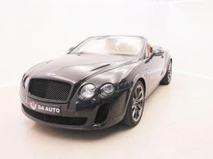 Bentley Continental GT Convertible - Image 2