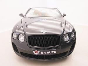 Bentley Continental GT Convertible - Image 4