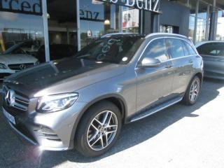 Mercedes-Benz GLC 250 AMG