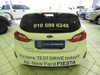 Ford Fiesta 1.0 Ecoboost Titanium automatic 5-Door