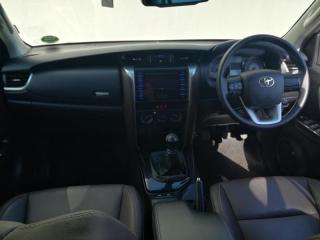 Toyota Fortuner 2.4GD-6 Raised Body
