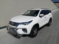 Toyota Fortuner 2.4GD-6 Raised Body