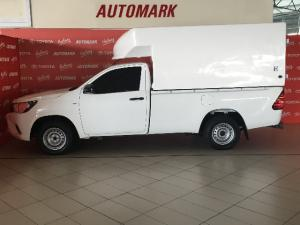 Toyota Hilux 2.4GD (aircon) - Image 6
