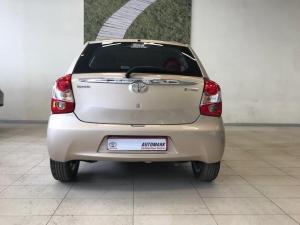 Toyota Etios 1.5 Xs/SPRINT 5-Door - Image 4