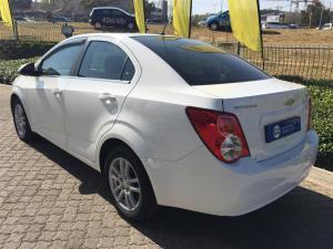 Chevrolet Sonic 1.6 LS - Image 4