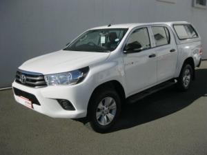 Toyota Hilux 2.4 GD-6 SRXD/C 4X4 - Image 1