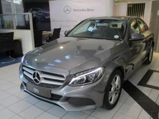 Mercedes-Benz C220 Bluetec automatic