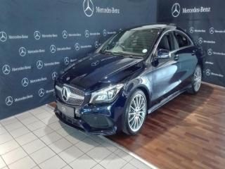 Mercedes-Benz CLA200d AMG automatic