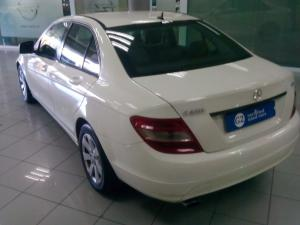 Mercedes-Benz C220 CDi Classic automatic - Image 2