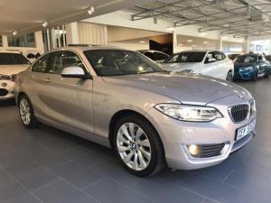 BMW 2 Series 220i coupe Luxury auto - Image 1