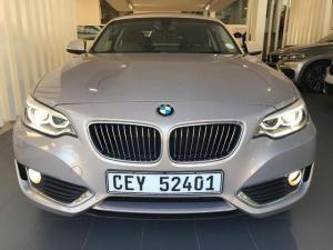 BMW 2 Series 220i coupe Luxury auto - Image 2