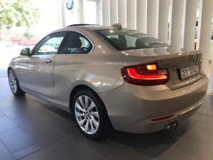 BMW 2 Series 220i coupe Luxury auto - Image 3