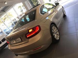 BMW 2 Series 220i coupe Luxury auto - Image 4
