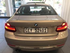 BMW 2 Series 220i coupe Luxury auto - Image 5