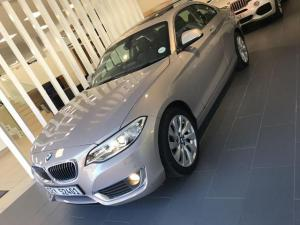 BMW 2 Series 220i coupe Luxury auto - Image 7