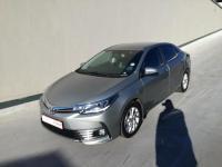 Toyota Corolla 1.8 Exclusive CVT