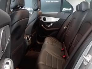 Mercedes-Benz C250 Bluetec Avantgarde automatic - Image 11