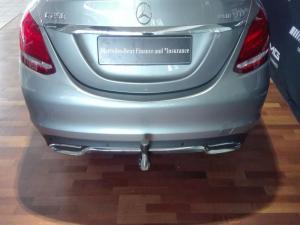 Mercedes-Benz C250 Bluetec Avantgarde automatic - Image 8