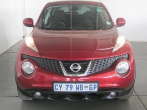 Nissan Juke 1.6 Acenta + CVT - Image 2