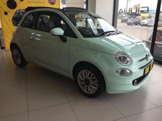 Fiat 500 900T Twinair Lounge Cabriolet