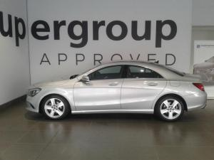 Mercedes-Benz CLA200 Urban automatic - Image 3