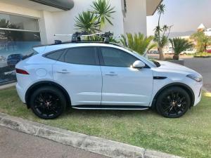 2018 Jaguar E-PACE 2.0D SE