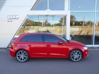 Audi A3 Sportback 2.0 Tfsi Stronic