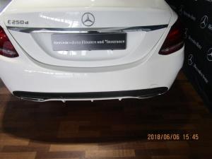 Mercedes-Benz C250d EDITION-C automatic - Image 8