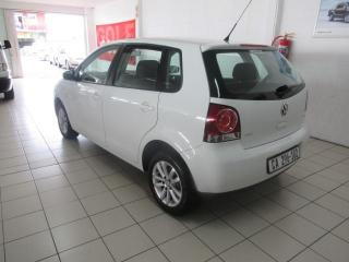 Volkswagen Polo Vivo GP 1.4 Trendline TIP 5-Door