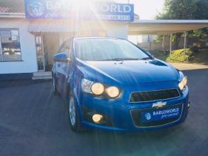 Chevrolet Sonic 1.6 LS 5-Door - Image 1