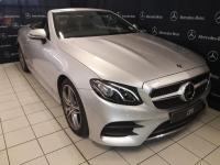 Mercedes-Benz E 220d Cabriolet