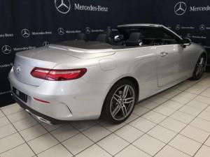 Mercedes-Benz E 220d Cabriolet - Image 3