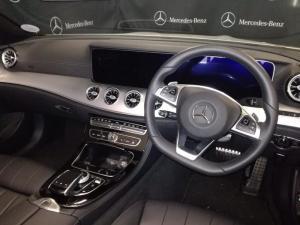 Mercedes-Benz E 220d Cabriolet - Image 4