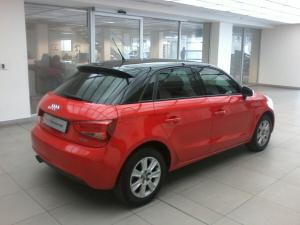 Audi A1 Sportback 1.4T FSiAttraction - Image 4