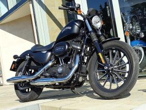 Harley Davidson Sportster XL883N Iron ABS - Image 2