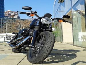 Harley Davidson Sportster XL883N Iron ABS - Image 3