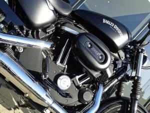 Harley Davidson Sportster XL883N Iron ABS - Image 5