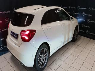 Mercedes-Benz A 220d Urban automatic
