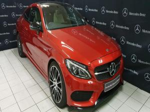 Mercedes-Benz AMG C43 Coupe - Image 1