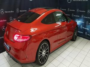 Mercedes-Benz AMG C43 Coupe - Image 2