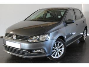 Volkswagen Polo hatch 1.2TSI Highline auto - Image 1